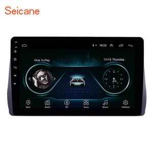 "Image 1 - Seicane 10.1 ""android 8.1 2 din carro auto estéreo para 2009 2010 2011 2012 toyota desejo rádio gps multimídia jogador wi fi bluetooth"