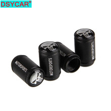 4 Pcs/Lot Universal Stainless Steel Car Bike Wheel Tire Anti Dust Black Valve Caps Carbon Fiber Valve Stem Air Cap цена