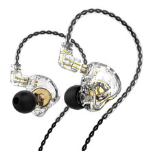 Trn mt1 de alta fidelidade no ouvido fone dj monitor fones earbud dinâmico esporte com cancelamento ruído iem fone kz edx ed9 trn ta1 m10 st1