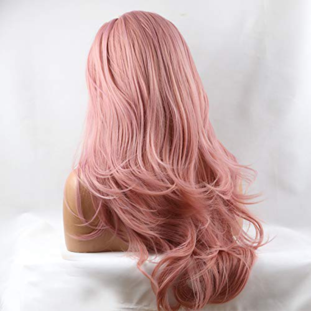 froont lace wig