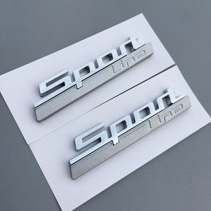 Image 5 - Auto Aufkleber Luxus Moderne Städtischen Sport Refit Auto styling für BMW M M2 M3 M4 M5 X6 X5M E36 E46 e60 E90 F10 F30 M3 M5 X1 X5 X6