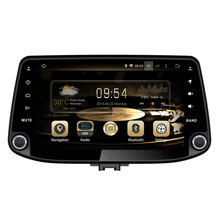 Android 9.0 Octa Core PX5/PX6 Fit Hyundai i30 2017 - Car DVD Player Navigation GPS Radio цена 2017