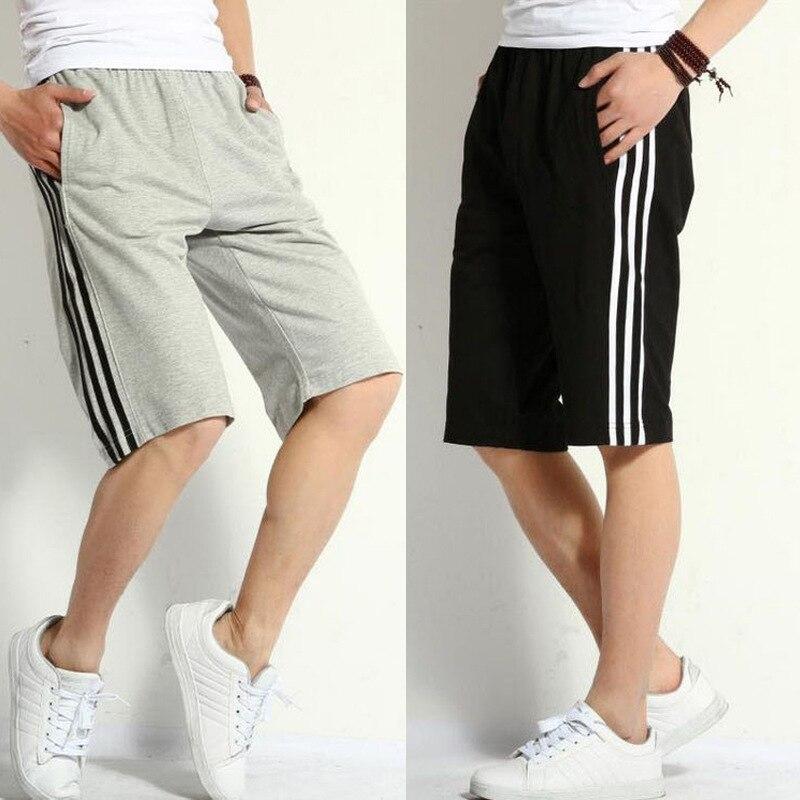 Fat Shorts Men's Summer Large Size Plus-sized Loose Casual Pants Trend Sports Shorts Shorts Fashion