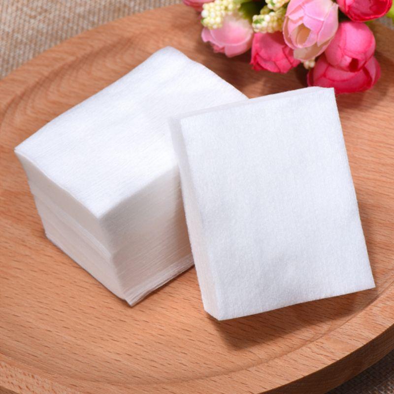 Купить 1000 шт/компл хлопковая подушка для снятия макияжа тонкая мягкая