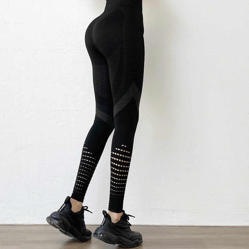 Модные леггинсы с высокой талией для фитнеса женские леггинсы с пуш-ап Mujer 2020 новые джеггинсы для тренировок Femme