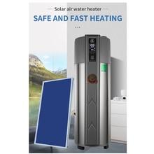 One-piece air source heat pump water heaterAnd the solar energy water heater