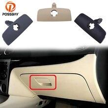 Автомобильный футляр для перчаток posbay крышка с крышкой отверстие