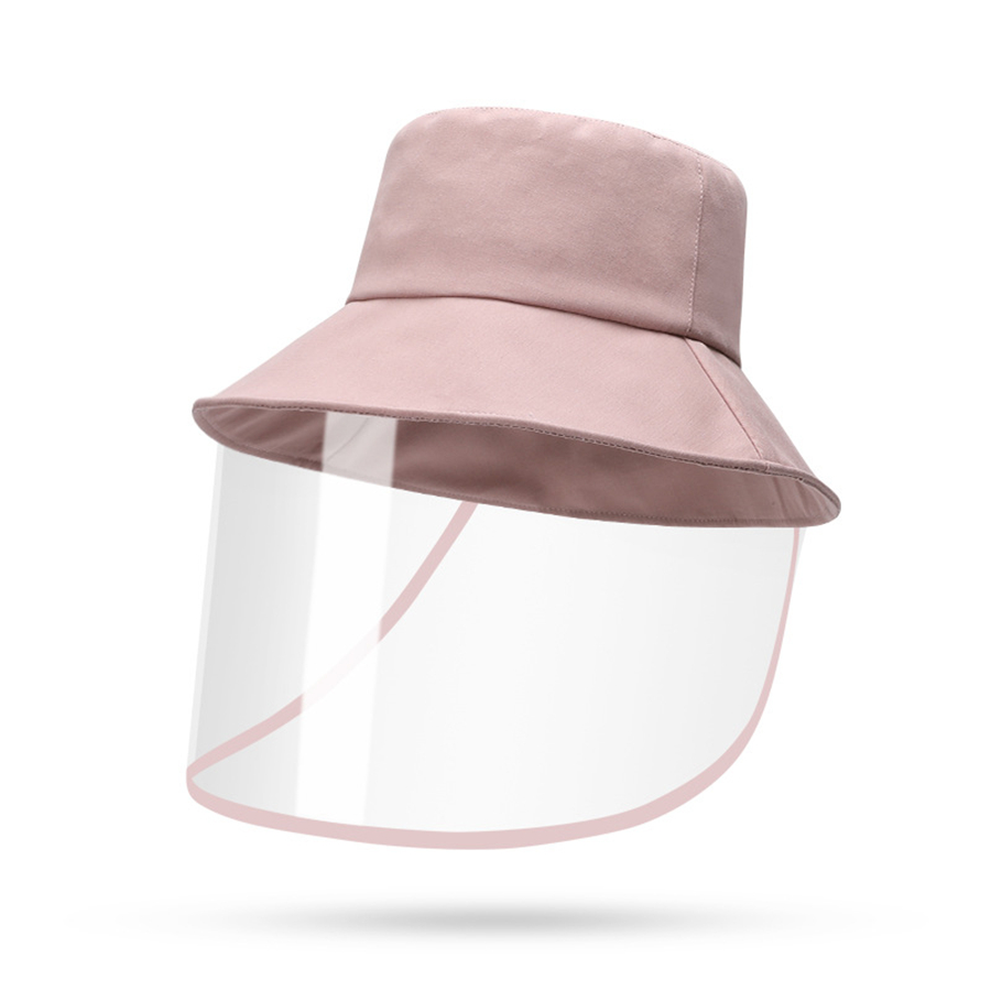 2020 New Anti-fog Hats Men Women Dust Protection Bucket Hat Female Outdoor Travel UV Protect Fisherman Hats And Sun Caps