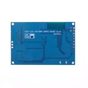 Image 5 - לelecrow ESP8266 ESP 12S A9G GSM GPRS + GPS IOT צומת V1.0 מודול IOT פיתוח לוח עם כל אחד WiFi סלולארי GPS מעקב