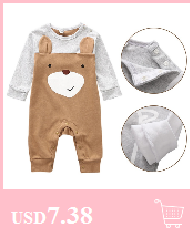 H7830d9ae1f1a4d19bb9c38c0a0fd3239Y Baby Rompers Set Newborn Rabbit Baby Jumpsuit Overall Long Sleevele Baby Boys Clothes Autumn Knitted Girls Baby Casual Clothes