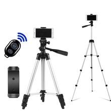 Tripod For Mobile Tripod Camera Stand Monopod Cam Dslr Stick Para Bluetooth For Camera Box Photo Holder Table Smartphone Tripod