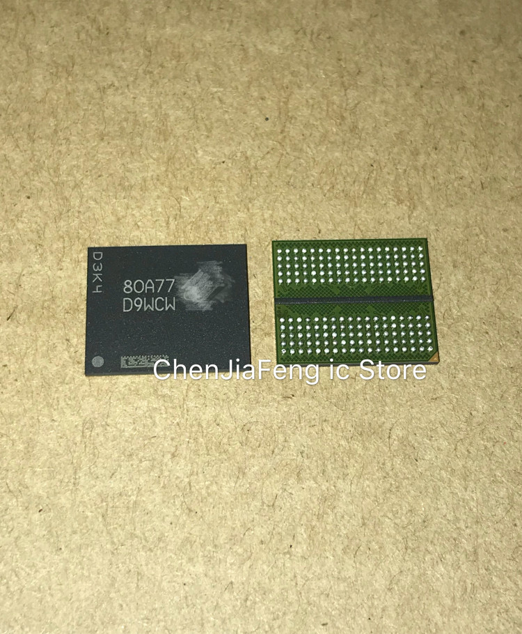 1PCS~5PCS/LOT  MT61K256M32JE-14:A  D9WCW  BGA   New Original
