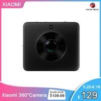 Xiaomi Mijia Sphere 360º Panorama Camera Ambarella 3.5K Video Recording 1600mAh View Action Sports Camera Kit