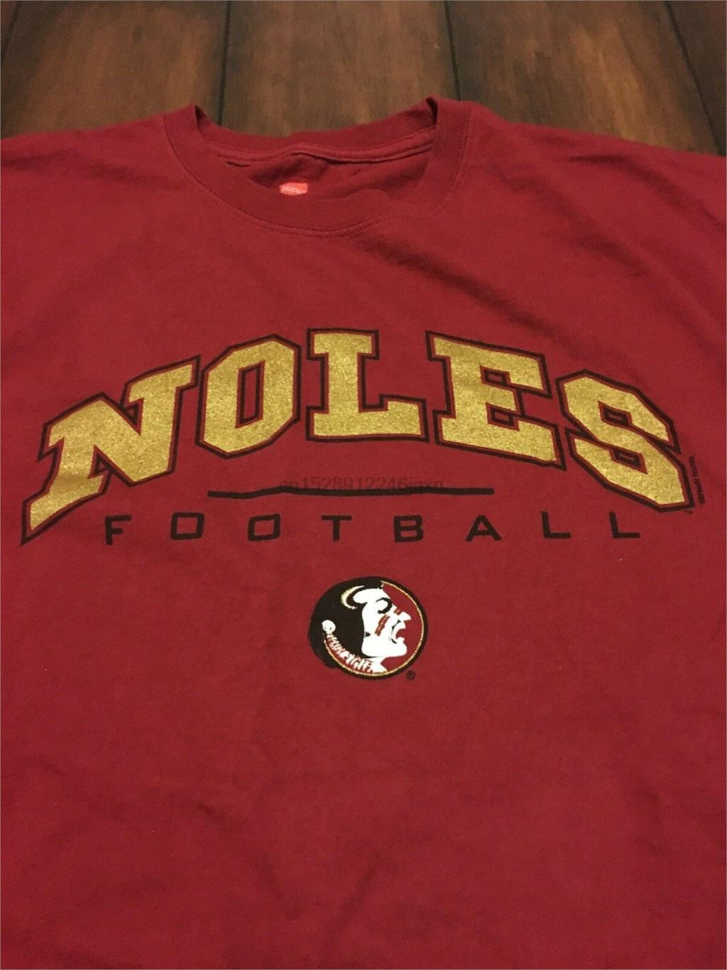 SEMINOLES FLORIDA STATE NOLE MERCY COLLEGE FOOTBALL T Shirt
