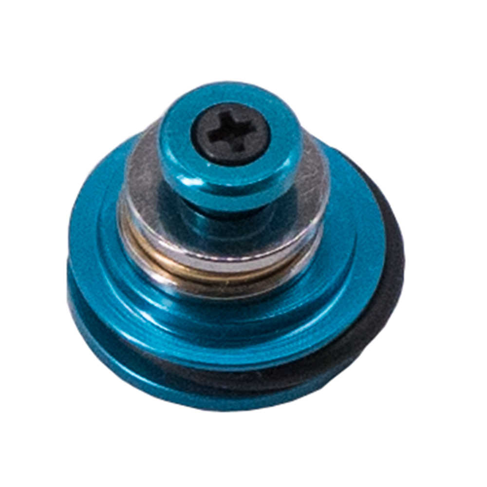 Airsoft Cnc Aluminium O-Ring Kogellager Aeg 8-Gaten Zuiger Hoofd Geavanceerde Type Voor Aeg V2/ 3 Versnellingsbak Paintball Accessoires