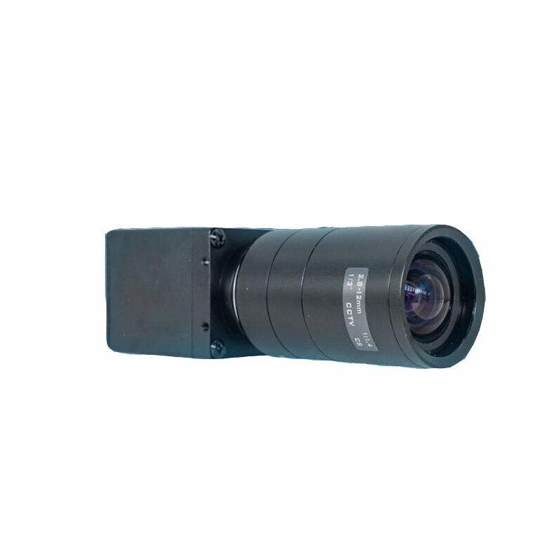 HDMI 3G SDI 1/1.8 Sony IMX385 0.0001lux 150DB caméra Micro industrielle CCTV EX HD-SDI 1080P 1080i 60fps caméra SDI
