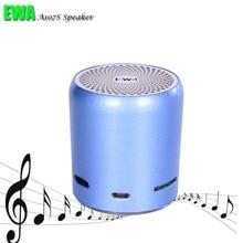 EWA A107S speakers portable bluetooth For Phone/Tablet/PC Mini Speaker TWS Wireless soundbar metal HIFI Speakers Strong Sound