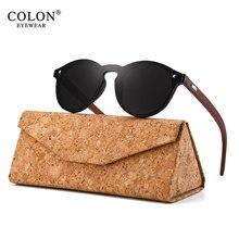 Luxo noz bubinga óculos de sol de madeira masculino feminino retro sem aro verde espelho lente óculos de sol artesanal condução eyewear