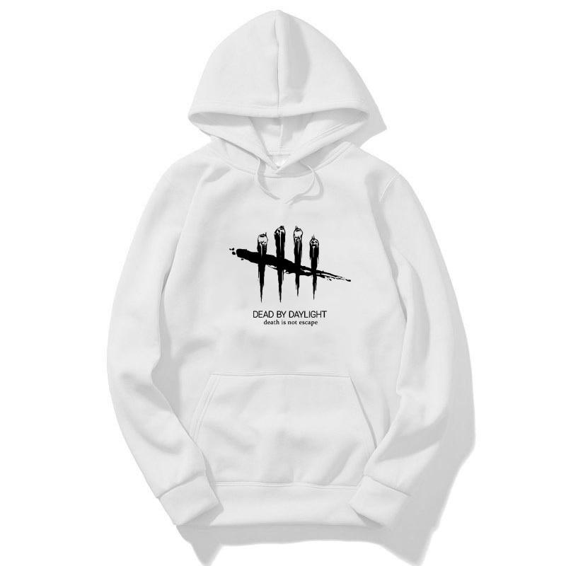 Autumn Men Fashion Sportswear Dead By Daylight Print Hoodies Boys Cotton Hooded Pullovers Unisex Harajuku Streetwear Sweatshirts 8