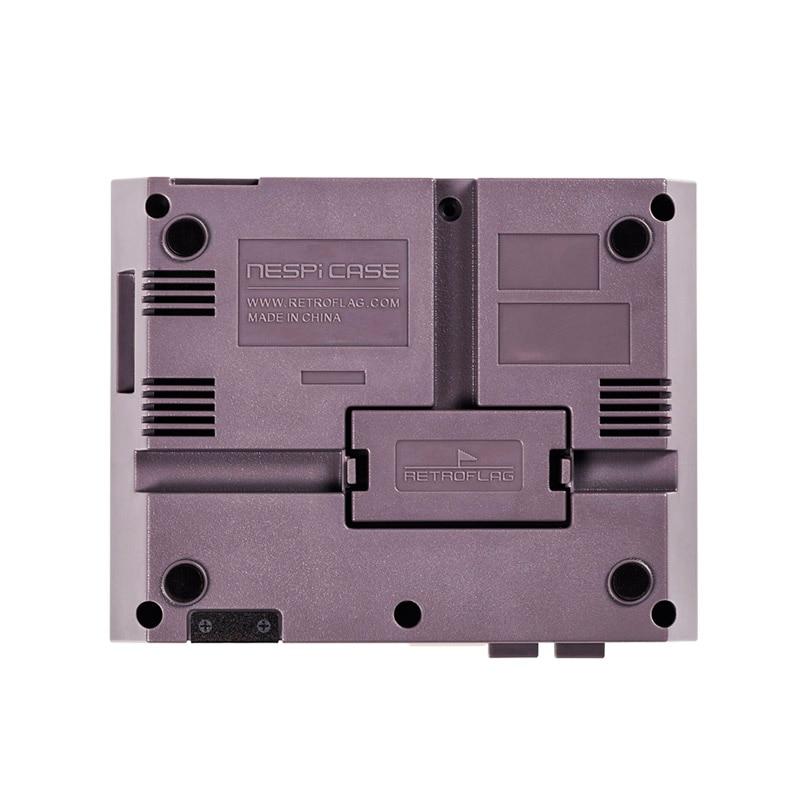 Image 3 - NESPi CASE+ Plus for Raspberry Pi 3 Model B+ Retroflag Case + 32GB SD Card + Power Adapter + Fan + HDMI Cable for Retropie GameDemo Board Accessories   -