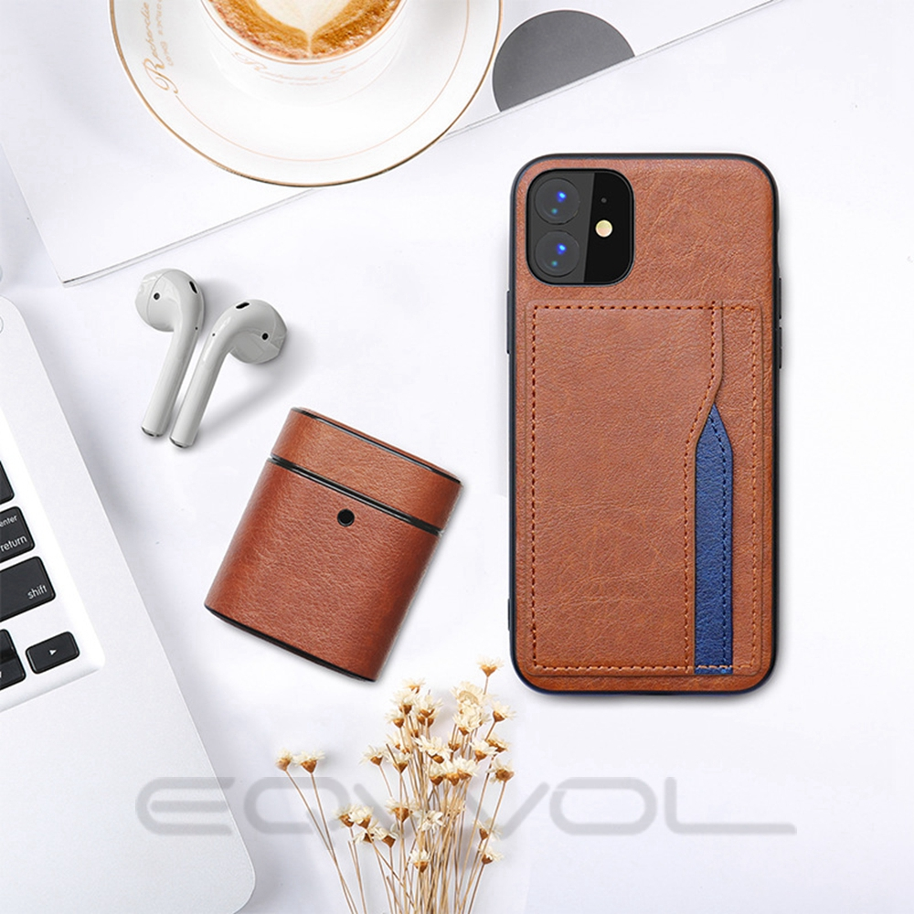 H783315a53e964d1cabc92f3756c001aeJ Eqvvol Retro PU Leather Case For iPhone 11 Pro MAX 2019 Multi Card Wallet Case For iPhone X XS MAX XR 11 Shockproof Cover Coque