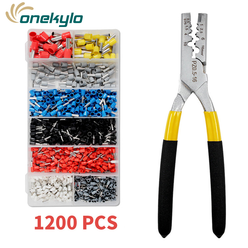 PZ 0.5-16 GERMANY STYLE CRIMPING PLIER FOR terminal 0.5-16mm