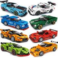 Racing Car City Speed Champions Sports Model  3