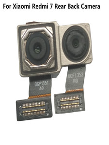 Image 5 - Azqqlbw For Xiaomi Redmi 7 Rear Back Main Camera Module Flex Cable For Xiaomi Redmi 7 Back Camera Replacement Repair Parts