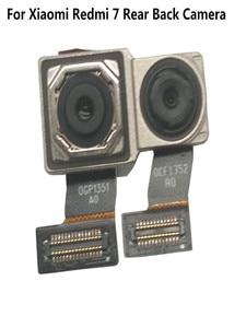 Image 5 - Azqqlbw pour Xiaomi Redmi 7 arrière arrière Module de caméra principale câble flexible pour Xiaomi Redmi 7 arrière caméra pièces de rechange de rechange