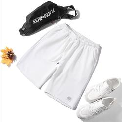 ZNG Casual Shorts Men Brand New Board Shorts WaterProof Solid Elastic Waist Fashion Short Men Summer Shrots Homme
