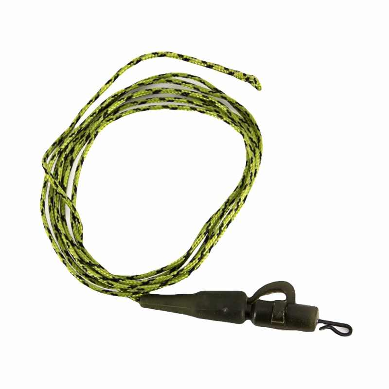 Details about  /80cm Ready Tied Helicopter Chod Ring Swivel Rig Leadcore Leaders Carp Fishing PE