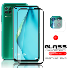 Protective-Glass Camera-Lens Pro-Light P40-Lite Huawei for 40-Case P20 on 2in1