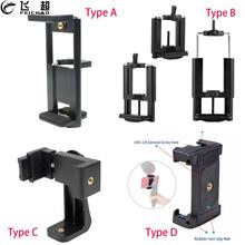 Bracket-Rack Tripod-Mount Tablet Universal Clamp Clip-Holder 2-In-1 Mobilephone-Stand