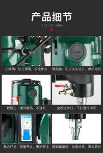 Image 4 - عالية الجودة Z1Z CF 260 آلة حفر مياه جوفية الماس الحفر أداة الهندسة ماكينة حفر 220 فولت 3900 واط 600r/دقيقة Max.260MM