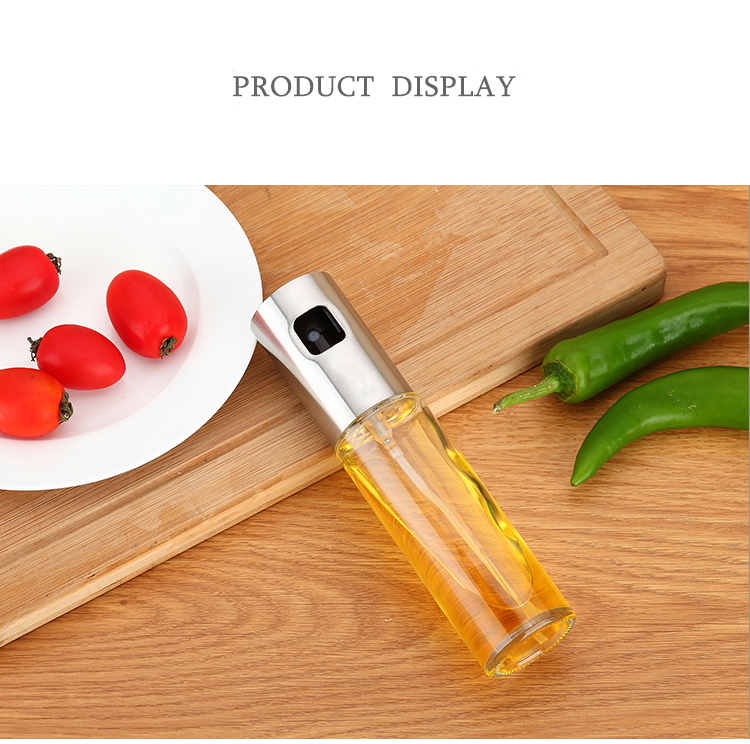 BBQ Baking Olive Oil Spray Bottle Oil Vinegar Spray Bottles Water Pump Gravy Boats Grill BBQ Sprayer BBQ Kitchen Tools Salad