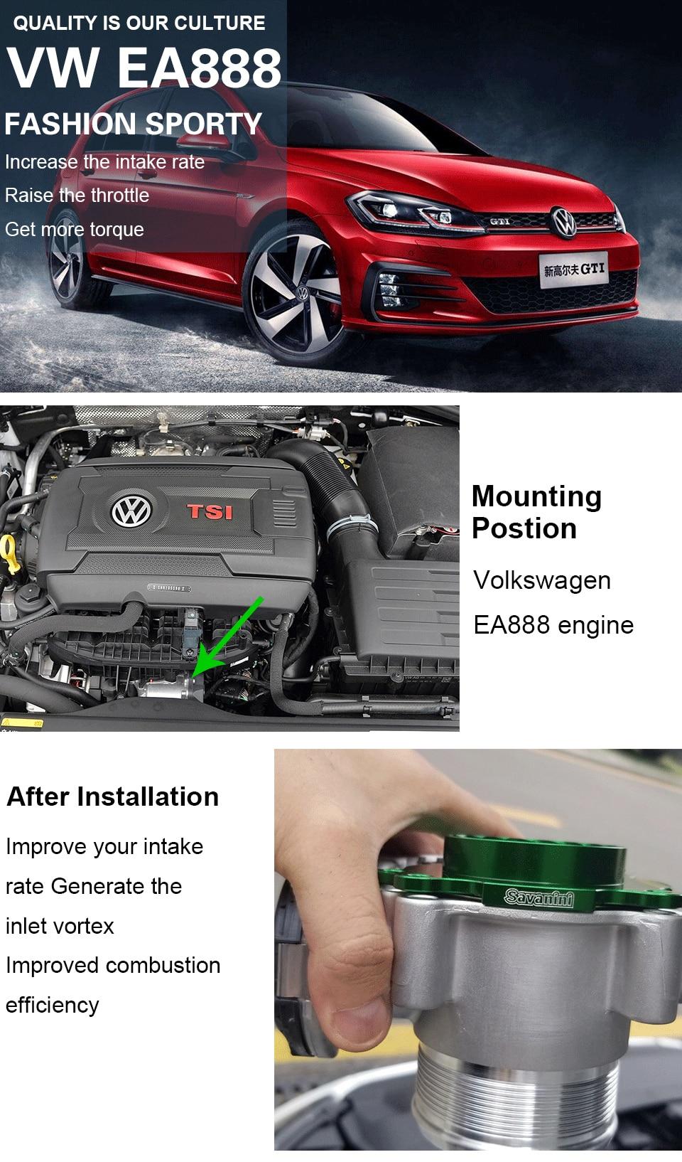 Audi VW Golf GTI Tiguan 7 Magton