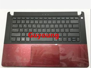Laptop Palmrest Upper cover English keyboard For DELL Vostro V5460 5470 5480 5439 bottom base cover lower cover C Shell  US