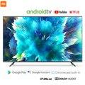 شياو مي مي TV 4s 43 4K UHD HDR الذكية أندرويد TV 43 تلفزيون سمارت ليد DVB-T2 RU TV