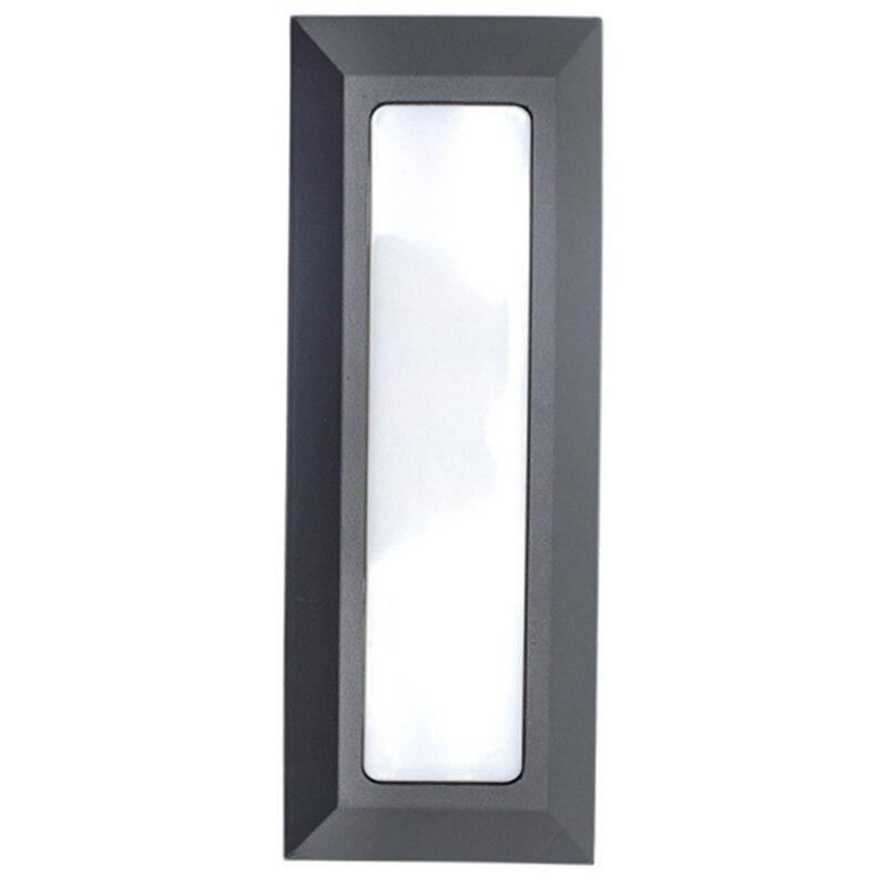 6W Led Stair Light Step Lights AC85-265V Outdoor Indoor Waterproof Fashion Wall Corner Lamp Downward Foot Light