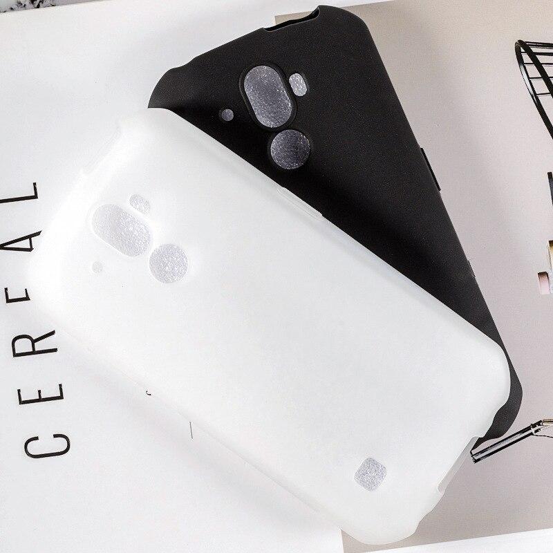 Smartphone para doogee s40/s40 lite caso tpu gel volta capa protetora fundas caso caso capa de silicone fosco pudim