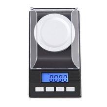 Цифровые весы с точностью в миллиграммах 100g/0001g Портативный
