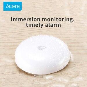 Image 2 - Aqara Water Sensor IP67 Water Immersing Detector for Mijia Smart Home Remote Alarm Security work with the Aqara Hub