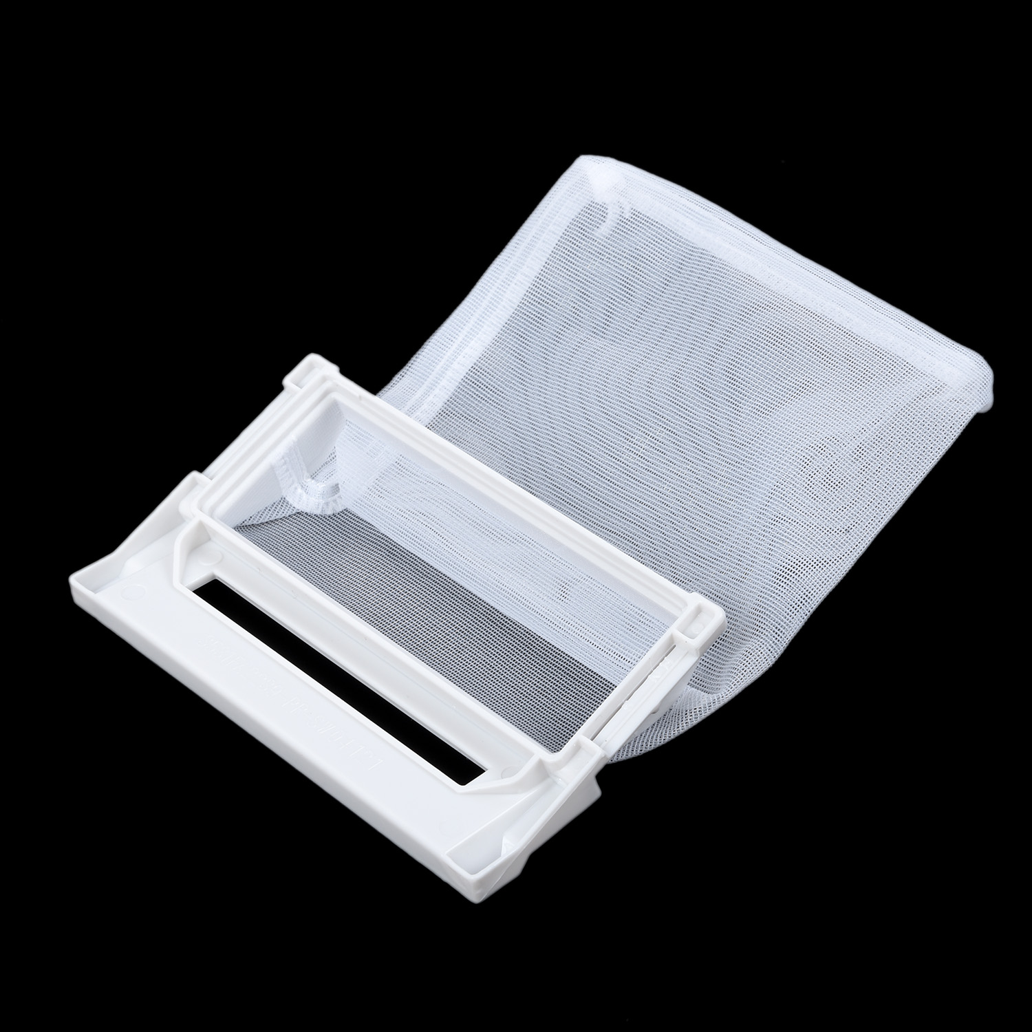 Washing Machine Laundry Lint Filter Bag 100x60mm For LG Hair Catcher Mesh Filter Home Appliances Accessories