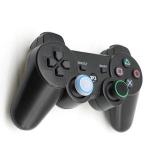 Image 3 - 2Pcs For Sony Playstation 4 Rocker Non slip Soft  Anti Skid Game Joystick Caps Gamepad Button Protects  Protective Cover Rocker