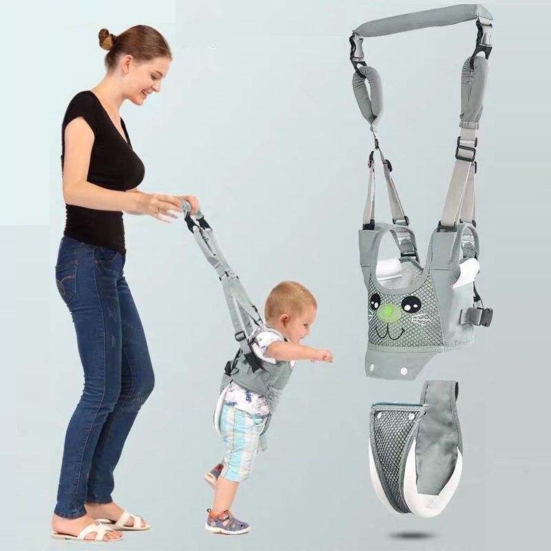 Toddler Walking Assistant Helper Enfant sécurité Portable Marche De Protection Ceinture
