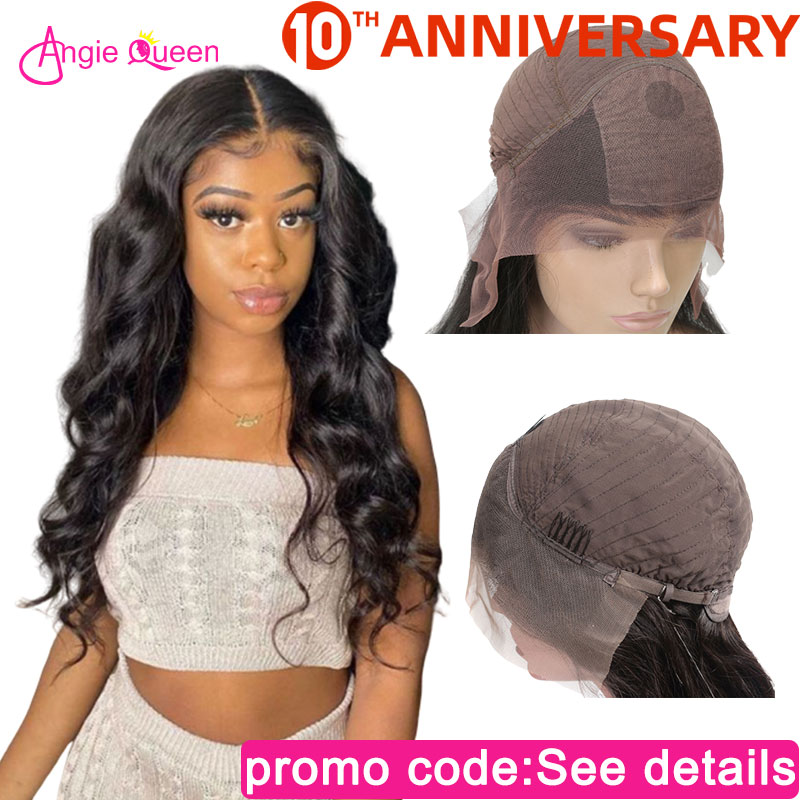 Body Wave Lace Front Human Hair Wigs Malaysian Lace Hair 13*4 Lace Closure Wig Human Hair Wigs Remy Hair Wigs Closure Wig
