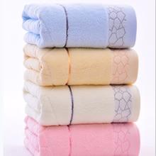Water Cube bath Towels Premium Cotton Natural Soft Bath Towels Super Water Absorbent 75x140cm Cotton Luxury Hotel SPA Towels