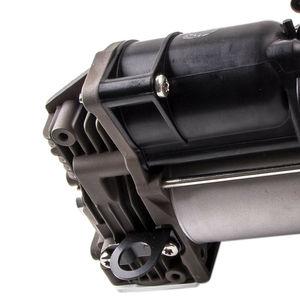 Image 3 - Воздушный компрессор для Mercedes M class W164 ML стандартный воздушный насос 4 matic, воздушный компрессор 1643200204 1643201004
