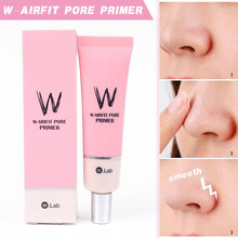 Base para rostro Base crema maquillaje cara iluminar la piel Invisible corrector de poros Primer crema cosmética TSLM1