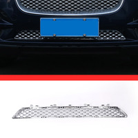 ABS Front Grill Trim Car Styling For Jaguar F-Pace f pace X761 2016 2017 2018 1PC